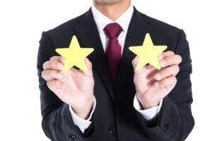 Googleマイビジネス(MEO対策)で口コミの星評価が与える影響は?
